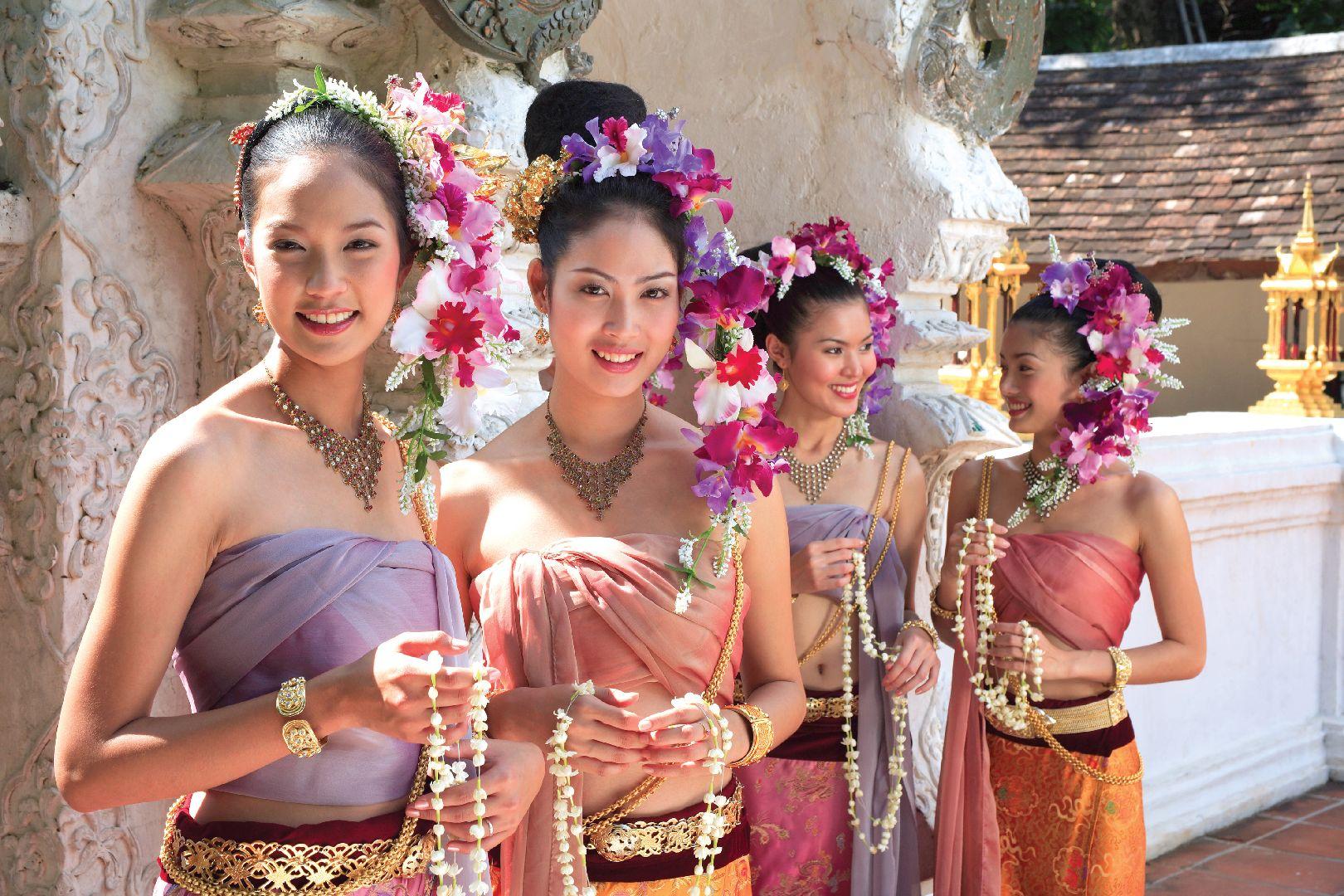 Тайские девушки с секретом 5 фотография